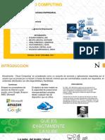 Seguridad Empresarial Cloud