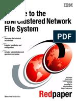 IBM Clustered Network File System