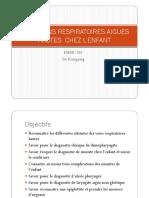 Infections Respiratoires Aigues Hautes Chez Lôçöenfant