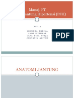 21. Manajemen FT Penyakit Jantung Hipertensi (PJH).