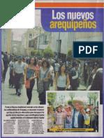 Los nuevos arequipeños, Juan W. Yufra