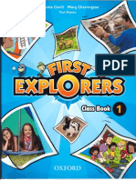 First Explo Students