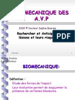 Biomecanique Des AVP