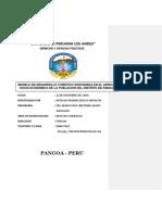 Informe de Unidad de Analisis- Jesica