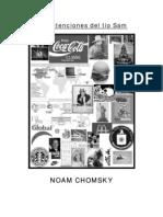 Chomsky, N. - Las Intenciones Del Tio Sam