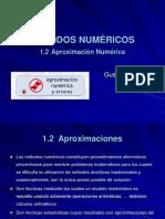 1.2 Aproximacion Numerica