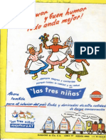 Las Tres Niñas - Kasdorf Publicidad