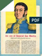 Así Era El General San Martín