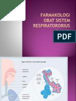 Obat Respiratory PSIK 2015