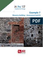 Scada Pro 7 Example Masonry Ec8 En