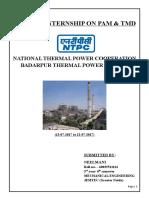 Ntpc Report File