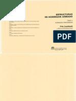 Hormigon Pretensado Leonhardt Tomo V