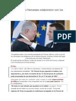 Macron- Los Franceses Colaboraron Con Los Nazis