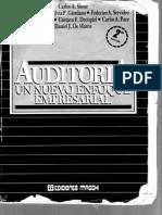 Auditoria Un Nuevo Enfoque Rial 2da Edicion Carlos a Slosse Tomo 1