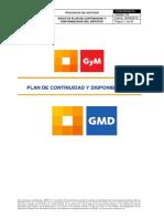 SGSI.F.04 Plan de Continuidad y Disponibilidad_GYM