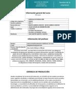 Capítulo 8 Estructura Financiera del Proyecto