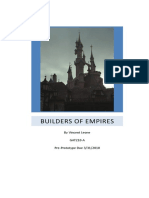 Builders of Empires rulebook