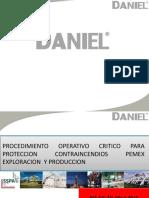Procedimineto Operativo Proteccion Contra Incendio.