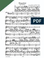 Wiegenlied - Franz Schubert Op.98 Nr.2
