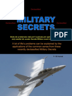 Declassified Military Secrets