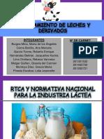 RTCA y Almacenamiento