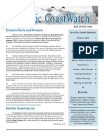 Jul-Aug 2000 Atlantic Coast Watch Newsletter