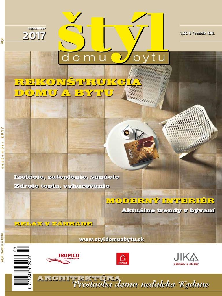 ea1c7526b Štýl Domu a Bytu 4/2017