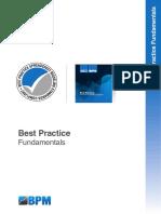 BPM-Best Practice Fundamentals