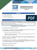 Informativo STF 871