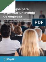 Consejos Para Evento de Empresa