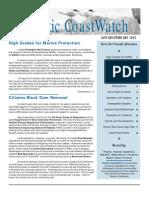 Jan-Feb 2002 Atlantic Coast Watch Newsletter