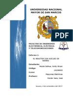 Maquinas Electricas - Informe 1