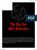 The Big Ass ONA Collection