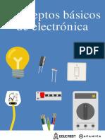 Conceptos Básicos de Electrónica