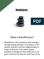 Mindfulness Laura Chabot
