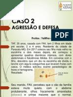 Caso Protozooses_2º Ciclo Nutrição