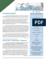 Jul-Aug 2003 Atlantic Coast Watch Newsletter