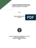 Skripsi sensitivita taman nasonal.pdf