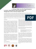 Brief Paper6 Delineasi Buffer Zone Tnkm