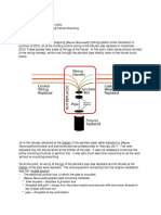 fixture mounting analysis