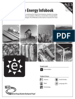 Intermediate Energy Infobook