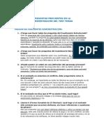 FAQs Administración TeMASv2
