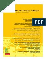 SOUZA, Clóvis & PIRES, Roberto - Conferências Nacionais Como Interfaces Socioestatais - Seus Usos e Papéis Na Perspectiva de Gestores Federais