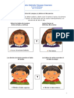 Ejercicios de Lengua y Labios en Secuencia