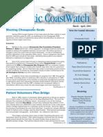 Mar-Apr 2004 Atlantic Coast Watch Newsletter