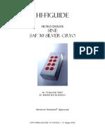 Hi-figuide n 12 - Sine Saf-30a Silver Cryo