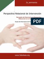 Publicación Perspectiva Relacional Intervención