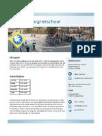 Minigids Margrietschool 2017-2018