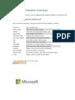Data Validation Examples.xlsx