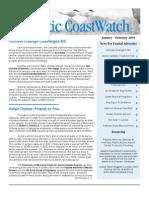 Jan-Feb 2005 Atlantic Coast Watch Newsletter